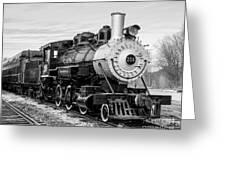 Engine Number 208 Greeting Card