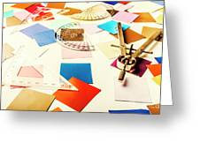 Engineering Colour Rules Greeting Card