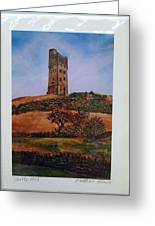 Castle Hill  Greeting Card