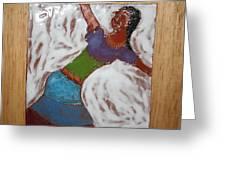Enid - Tile Greeting Card
