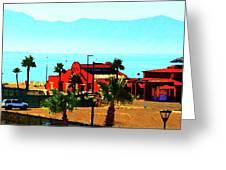 Ensenada, Baja, Mexico Greeting Card