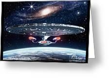 Enterprise Greeting Card