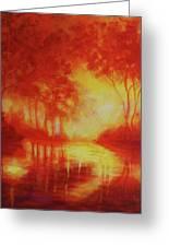 Envisioning Illumination Greeting Card