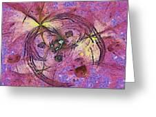 Epeirogeny Make  Id 16098-002149-22140 Greeting Card