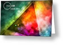 Equation Greeting Card