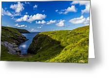 Erris Head, County Mayo, Ireland Greeting Card