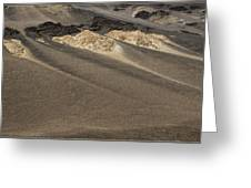 Eruptions Or Erosion.. Greeting Card