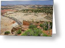 Escalante River Basin Greeting Card
