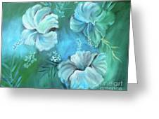 Escape To Serenity Greeting Card
