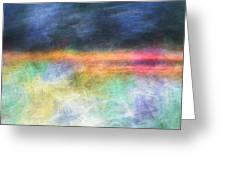 Essence Scape #56 Greeting Card