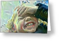 Esther, What Is So Funny? Greeting Card