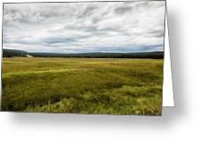Eternal Yellowstone Greeting Card