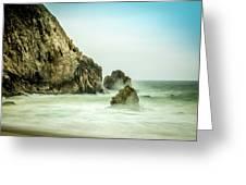 Ethereal Beach 2 Greeting Card