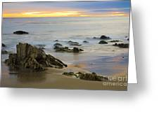 Ethereal Seas Greeting Card