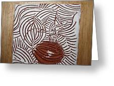 Eto - Tile Greeting Card