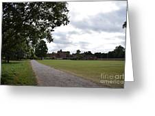 Eton College, Looking South Greeting Card