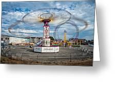 Eureka Carnival Greeting Card