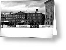 Europark 2014 Mono Greeting Card