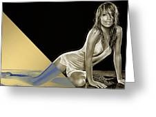 Eva Longoria Collection Greeting Card