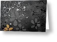 Eva's Garden Greeting Card