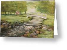 Evelyn's Creek Greeting Card