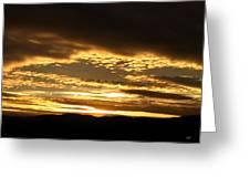 Evening Grandeur Greeting Card