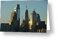 Ever Growing Philadelphia Greeting Card