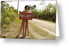 Everglades City Photographer 432 Greeting Card