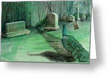 Everlasting Life Greeting Card