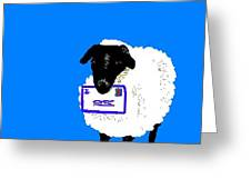 Ewe Have Mail Greeting Card
