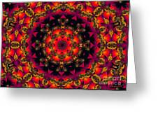 Exotic Nights Greeting Card