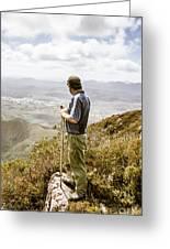 Explore Tasmania Greeting Card