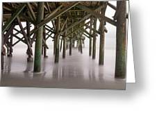 Exposed Structure Greeting Card