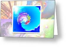 Expression 02 Greeting Card