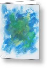 Expression 912 Greeting Card