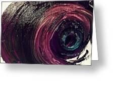 Eye Abstract II Greeting Card