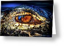 Eye Of The Apex Greeting Card