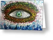 Eye See You Greeting Card