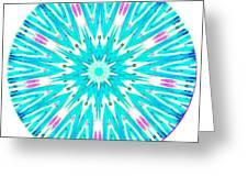 Eye Sky Greeting Card