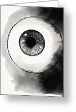 Eyeball Greeting Card