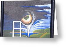 Eyefence Greeting Card