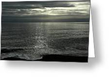 Eype Mouth Dorset Greeting Card