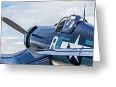 F4u Corsair N11y Greeting Card