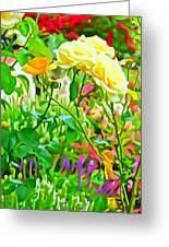 Fabulous Florals 333 Greeting Card