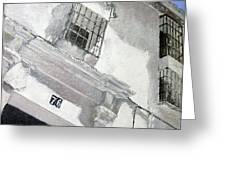 Fachada Andaluza Greeting Card
