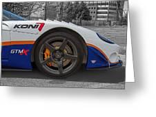 Factory Five Racing Car Greeting Card
