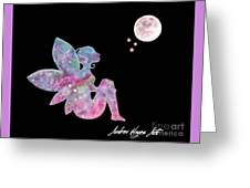 Faerie Magic Greeting Card