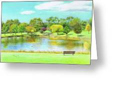 Fagan Park Greeting Card