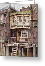 Fagin's Den Greeting Card