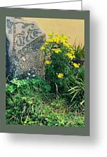 Failte Stone, A Welcome In Ireland Greeting Card
